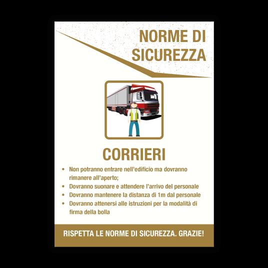 COV010_Cartello_Covid_Norme_Corrieri_210x297_297x420_350x500